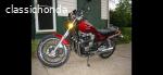 Honda CB 650 Nighthawk -85