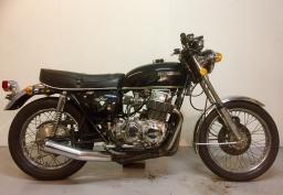 Honda CB 750 Four K2 1973